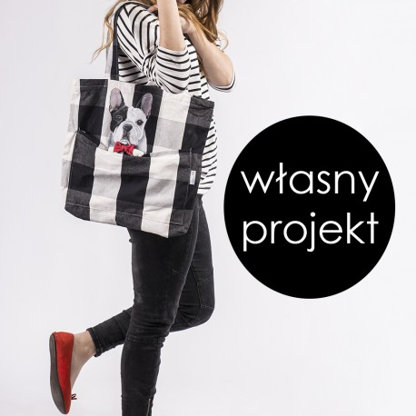 Bag with your own project